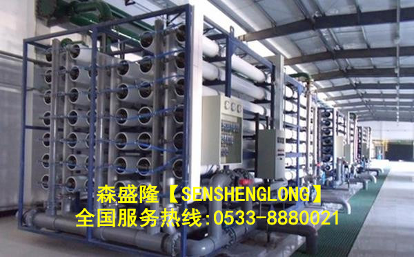 阻垢剂反渗透设备应用实例