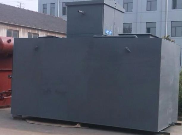 一体化污水处理设备九洲清环保科技
