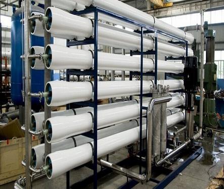 常见的水处理设备分类介绍