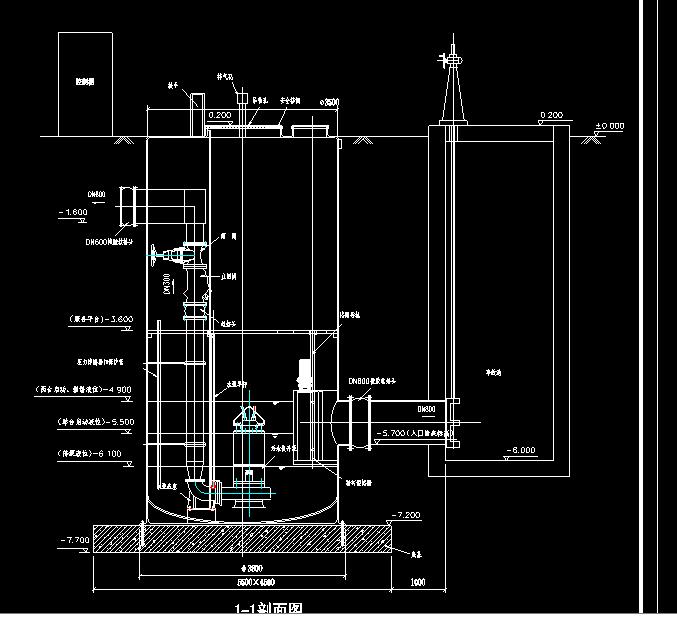 沧州泵站1